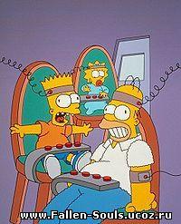 The Simpsons 1 сезон 3 серия | Нет места позорней дома (рус. укр.) смотреть онлайн