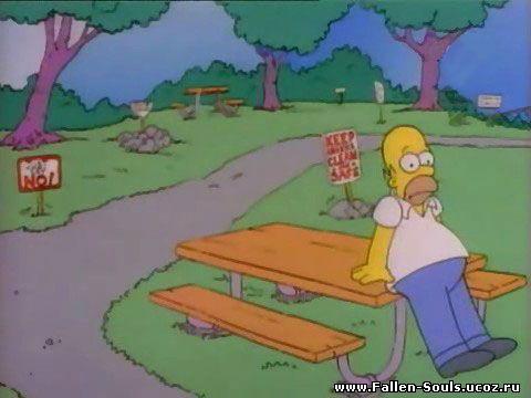 The Simpsons 1 сезон 3 серия | Одиссея Гомера (рус. укр.) смотреть онлайн