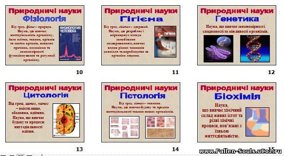 Скачати готову презентацію PowerPoint з Біології на тему Науки, що вивчають організм людини завантажити